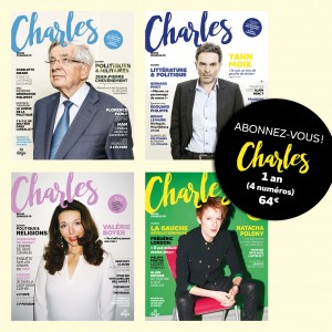Charles - Abonnement 1 an