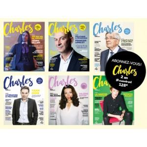 Charles - Abonnement 2 ans